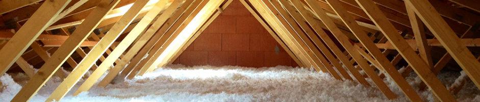 Isolation de combles et de toiture à Montpellier – 34